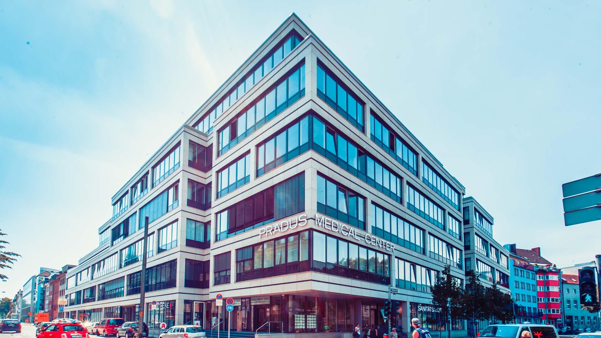 Radiologie am Kaiserteich Düsseldorf Praxis